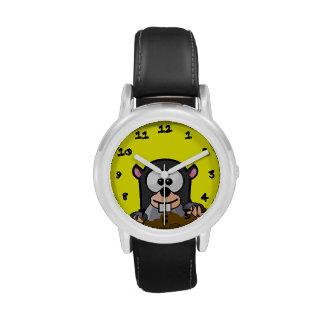 Cartoon Critter Wristwatch