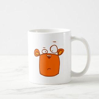 cartoon cute animals - squirrel mug