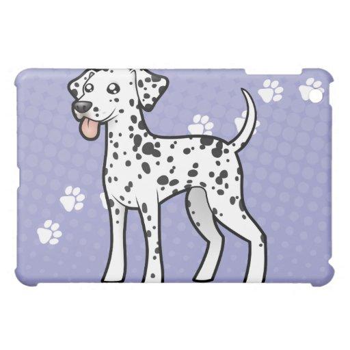 Cartoon Dalmatian Case For The iPad Mini