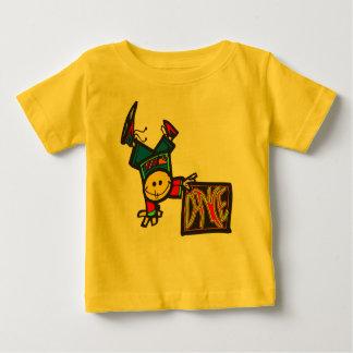 Cartoon Dancer Tee Shirt