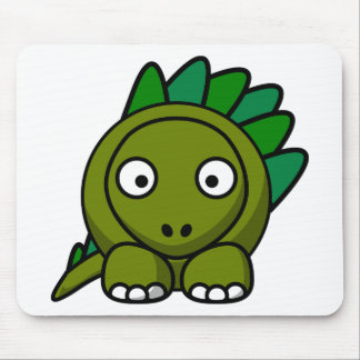 Cartoon Dinosaur Mouse Pad