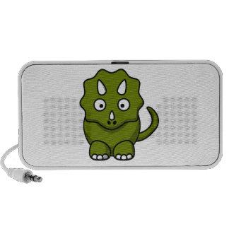 Cartoon Dinosaur Portable Speaker