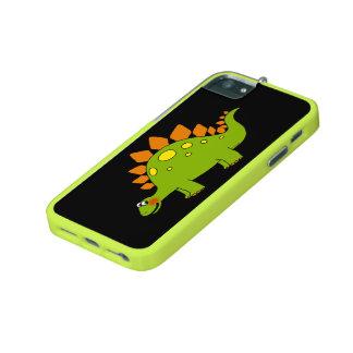 cartoon dinosaur stegosaurus iPhone 5/5S case