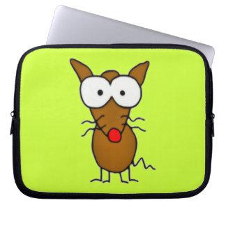 Cartoon Dog Computer Sleeve