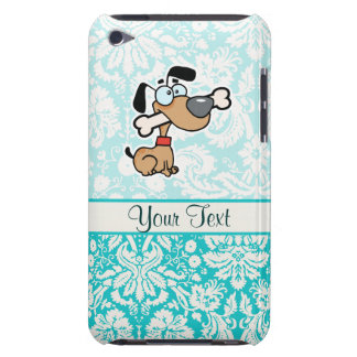 Cartoon Dog; Cute Case-Mate iPod Touch Case