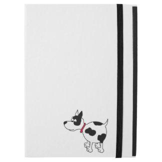Cartoon Dog Design iPad Case