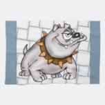 Cartoon Dog Kitchen Towel