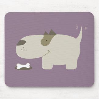 Cartoon Dog mousepad