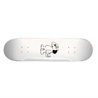 Cartoon Dog Skate Boards