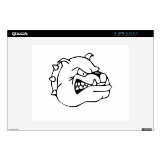 "Cartoon Dog Skin For 12"" Laptop"