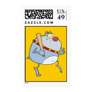 cartoon doggy gangster.png FUNNY SNEAKING graphic Stamp