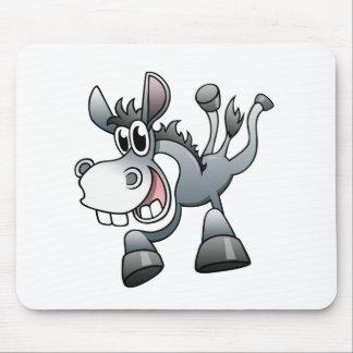 Cartoon Donkey Mouse Pad