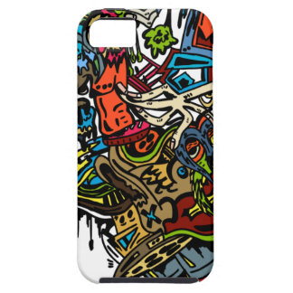 Cartoon Doodle - Imagination iPhone iPhone SE/5/5s Case