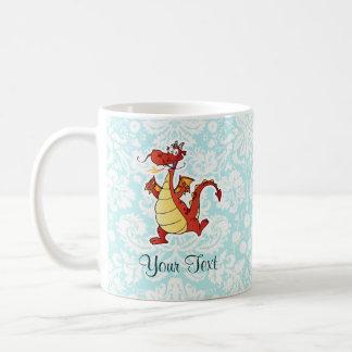 Cartoon Dragon Cute Coffee Mug
