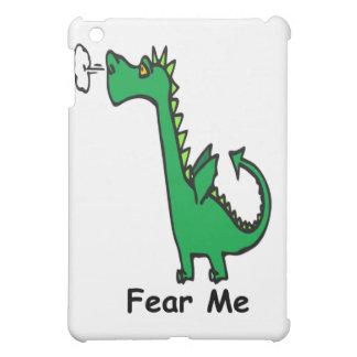 Cartoon Dragon Fear Me iPad Mini Cases