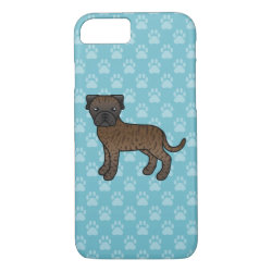 Case-Mate Barely There iPhone 7 Case with Bullmastiff Phone Cases design