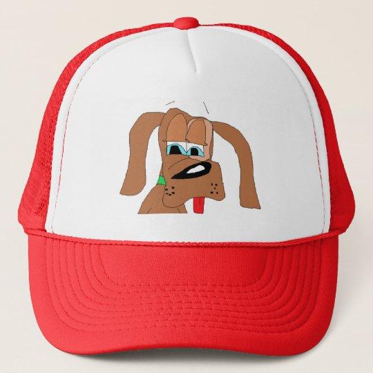 Cartoon Droopy Dog Hat