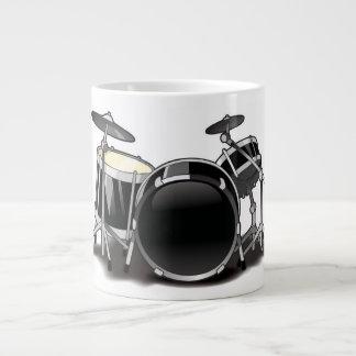 Cartoon Drummer Mug