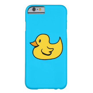 Cartoon Duck Barely There iPhone 6 Case