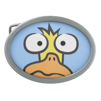 Cartoon Duck Belt Buckle