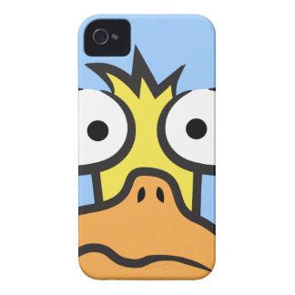 Cartoon Duck iPhone 4 Cover