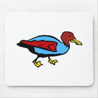 Cartoon Duck Mousepads