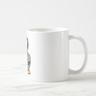 Cartoon Duck Coffee Mug