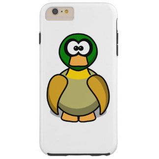Cartoon Duck Tough iPhone 6 Plus Case