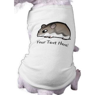 Cartoon Dwarf Hamster Pet Shirt