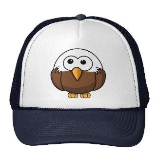 Cartoon Eagle Trucker Hat