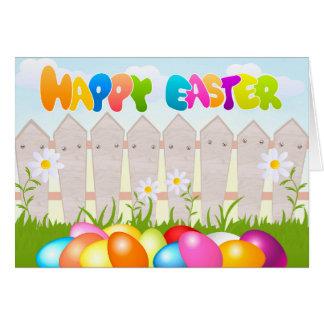 Cartoon Easter Cards
