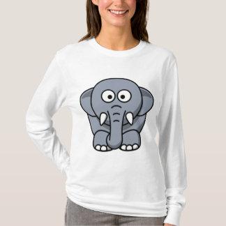 Cartoon Elephant Hoodie