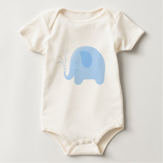 Cartoon Elephant kids shirt