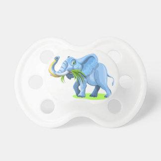 Cartoon Elephant Pacifier