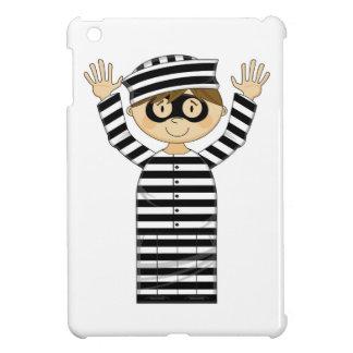 Cartoon Escaped Prisoner iPad Mini Case