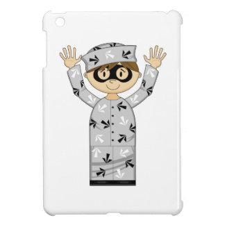 Cartoon Escaped Prisoner iPad Mini Cases