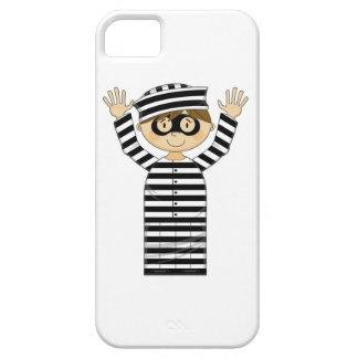Cartoon Escaped Prisoner iPhone SE/5/5s Case