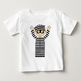 Cartoon Escaped Prisoner T Shirt