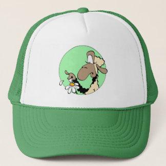 Cartoon Ewe Hat