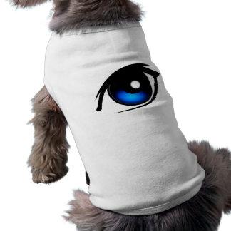 Cartoon Eye Pet Clothing