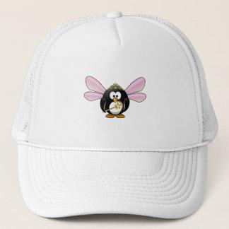 Cartoon Fairy Penguin Trucker Hat