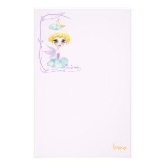CARTOON fairy Stationery Letterhead