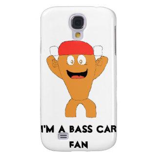 Cartoon Fish Nascar Fan Samsung Galaxy S4 Case