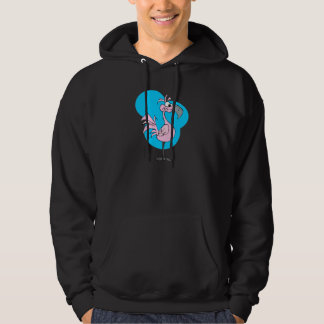 Cartoon Flamingo Sweatshirt