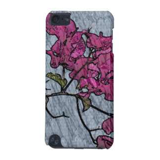 Cartoon Flower iPod Touch (5th Generation) Case
