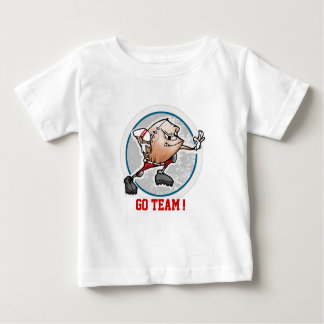 Cartoon football baby T-Shirt