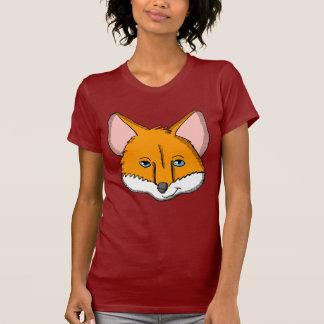 Cartoon Fox head Shirt