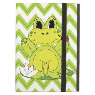 Cartoon Frog iPad Air Powis case iPad Air Cover
