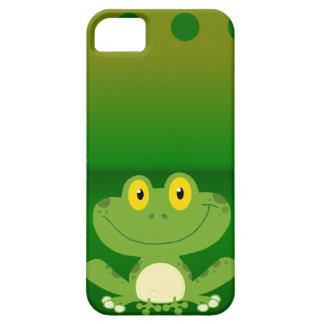Cartoon Frog iPhone 5 Case