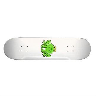 Cartoon Frog Skateboard
